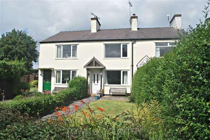 2 Bedrooms Terraced House for sale in Hope View, Buckley, Flintshire