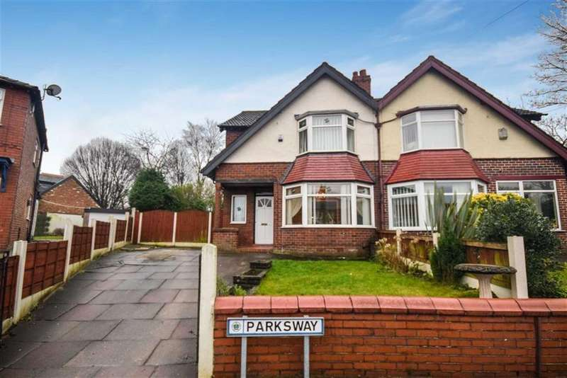 3 Bedrooms Semi Detached House for sale in Parksway, Swinton