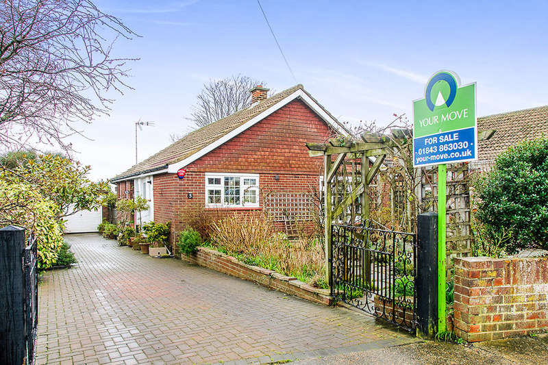 2 Bedrooms Detached Bungalow for sale in Dumpton Park Drive, Broadstairs, CT10
