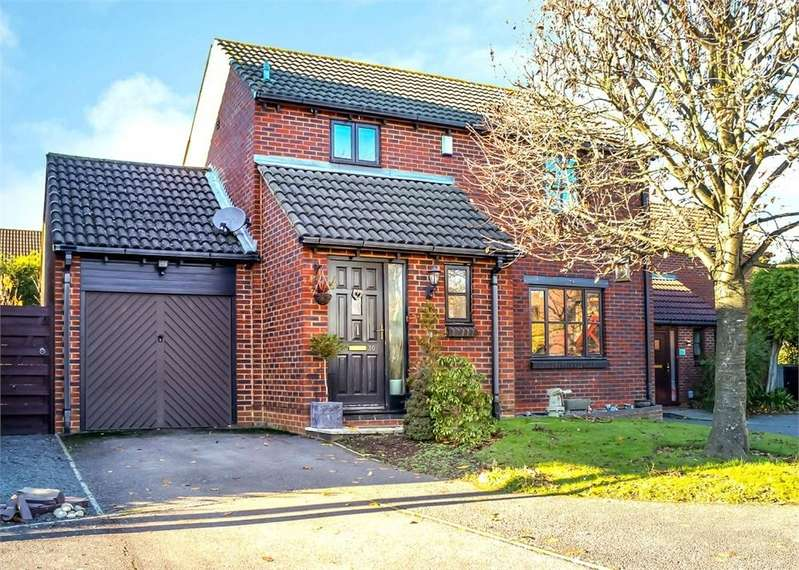 3 Bedrooms Detached House for sale in Top Common, Warfield, Berkshire