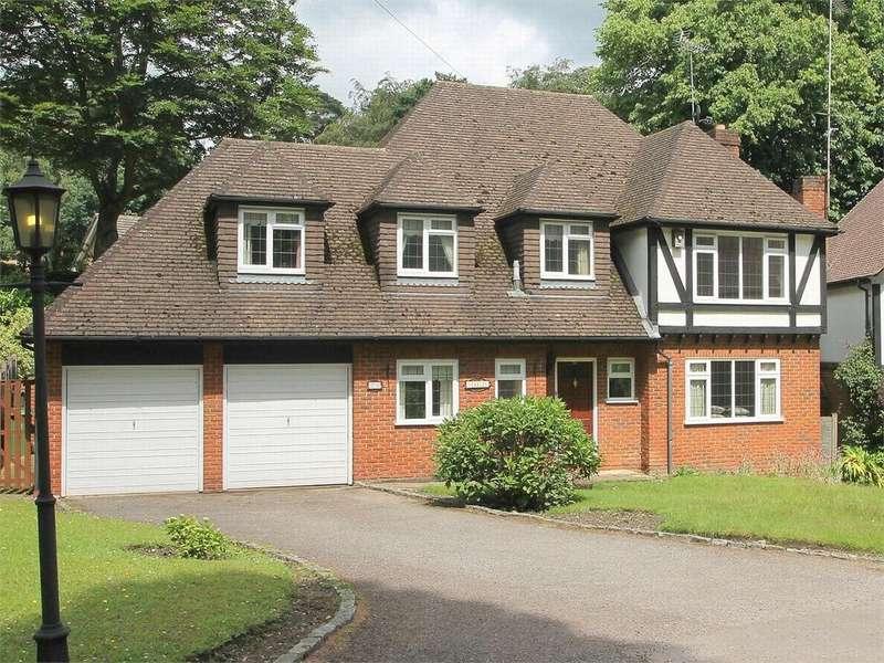 5 Bedrooms Detached House for rent in Camberley, Surrey