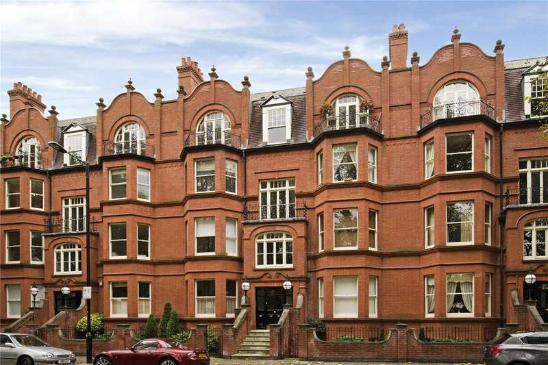 2 Bedrooms Flat for sale in Morshead Road, Maida Vale, London