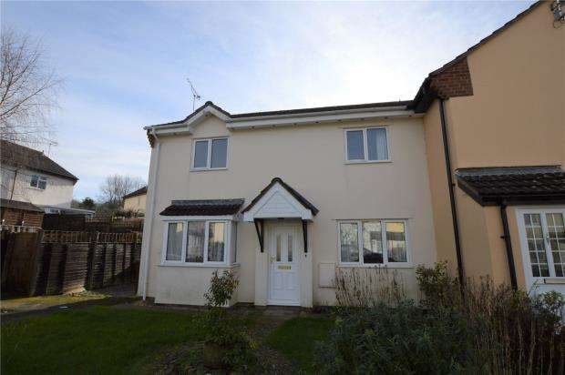 3 Bedrooms Semi Detached House for sale in Wright Drive, Copplestone, Crediton, Devon