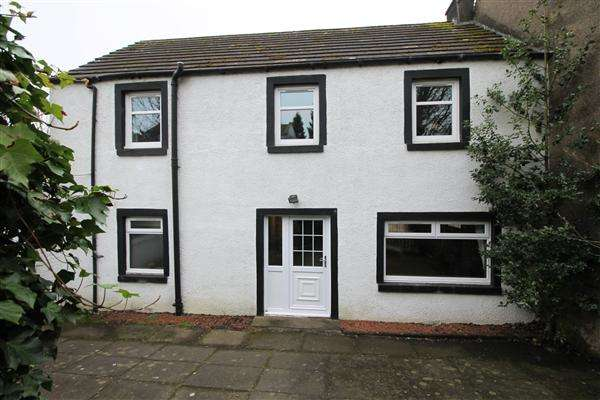 3 Bedrooms End Of Terrace House for sale in Lower Castlehill, Stirling
