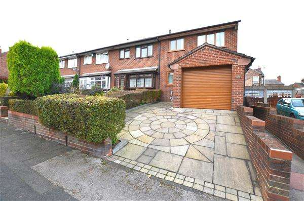 3 Bedrooms Town House for sale in Frederick Avenue, Penkhull, Stoke-On-Trent