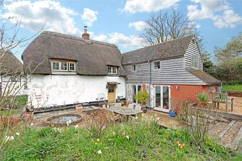 3 Bedrooms Detached House for sale in Brunton, Collingbourne Kingston, Marlborough, Wiltshire