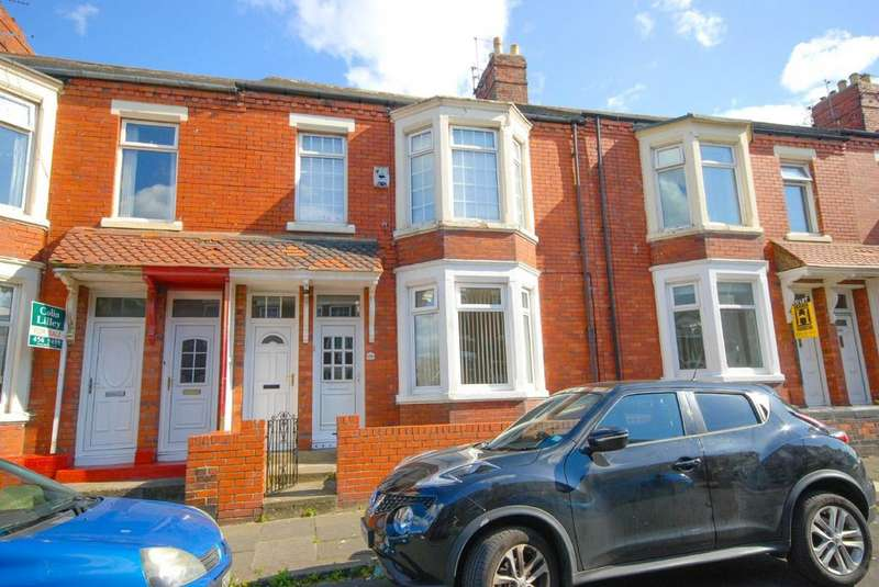 1 Bedroom Flat for sale in St Vincent Street, South Shields
