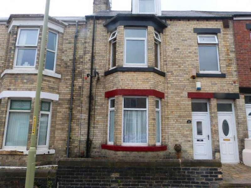 1 Bedroom Flat for sale in Roman Road, South Shields