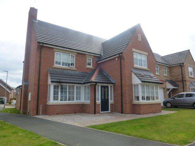 4 Bedrooms Detached House for sale in THISTLE CLOSE, BISHOP CUTHBERT, HARTLEPOOL