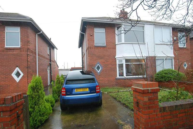 3 Bedrooms Semi Detached House for sale in Mortimer Road, South Shields