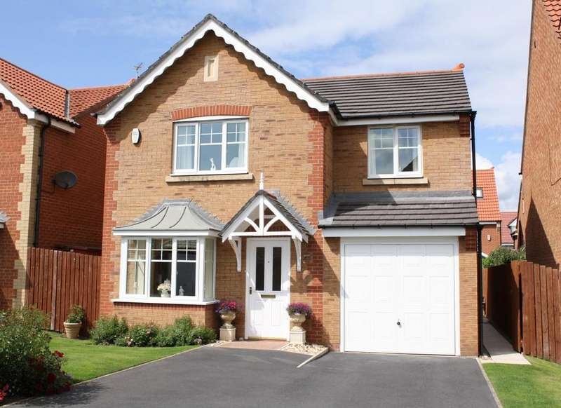 4 Bedrooms Detached House for sale in Grenadier Close, Stockton On Tees, TS18