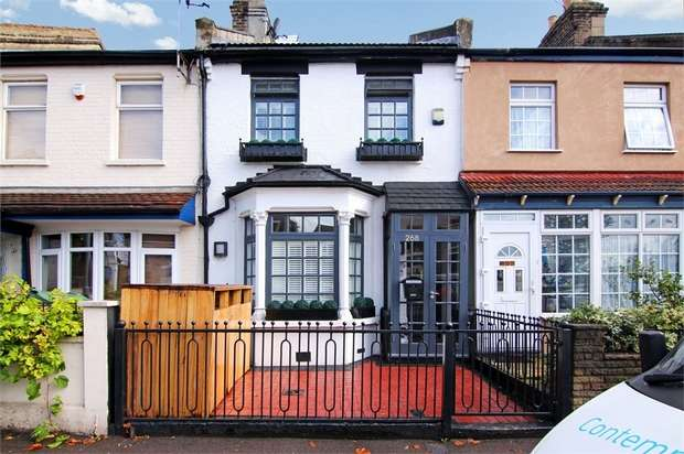 4 Bedrooms Terraced House for sale in Higham Hill Road, Walthamstow, London