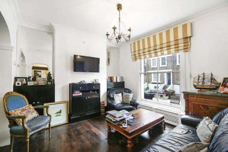 3 Bedrooms Flat for sale in Vernon Street, West Kensington, London, W14