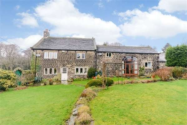 6 Bedrooms Detached House for sale in Carr Road, Calverley, Pudsey, West Yorkshire