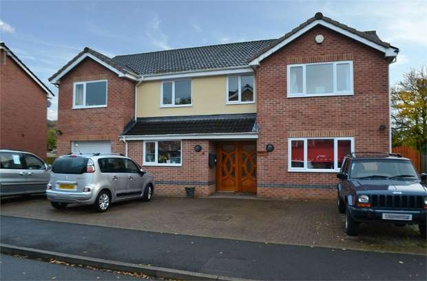 5 Bedrooms Detached House for sale in Bishpool View, Newport