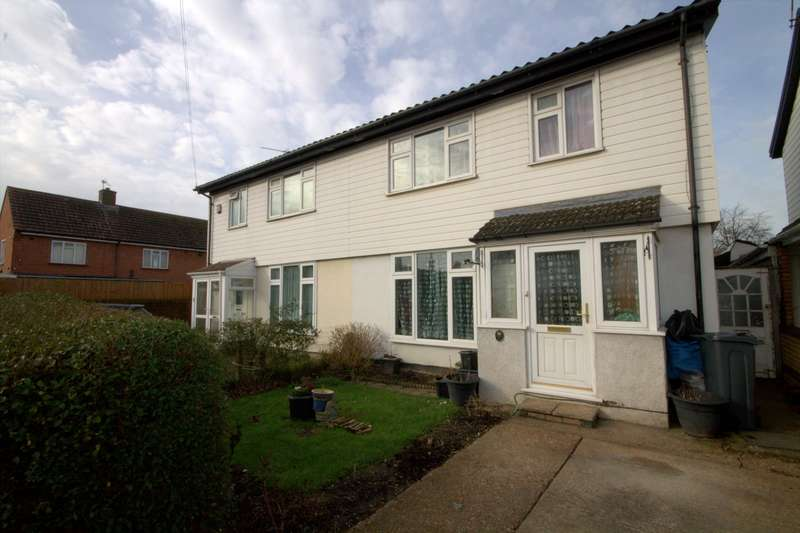 3 Bedrooms Semi Detached House for sale in Stansfield Road, Hounslow, TW4