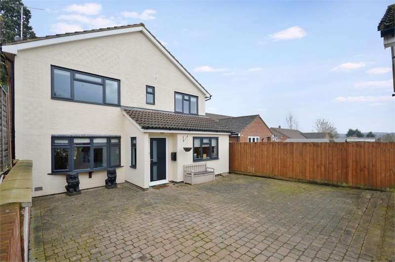 4 Bedrooms Detached House for sale in Galloway Road, BISHOP'S STORTFORD, Hertfordshire