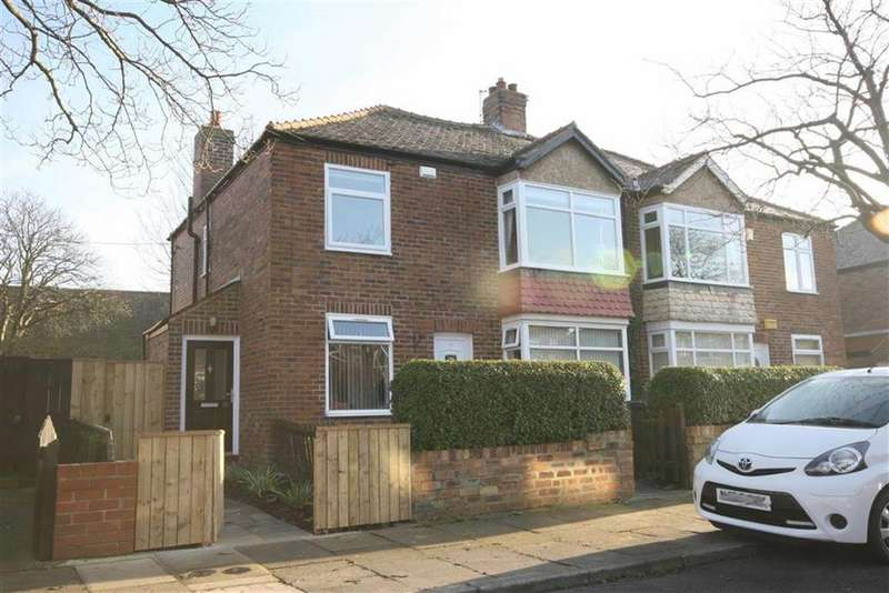 2 Bedrooms Flat for sale in Closefield Grove, Monkseaton, Tyne And Wear, NE25