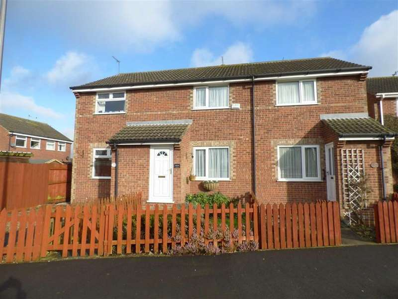 1 Bedroom Terraced House for sale in Blackthorn Close, Newport