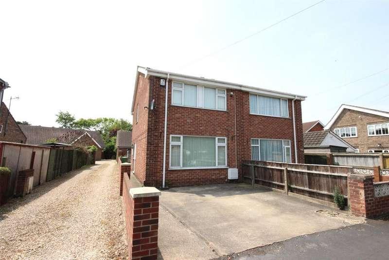 2 Bedrooms Semi Detached House for sale in Newbury Terrace, Great Coates, DN37