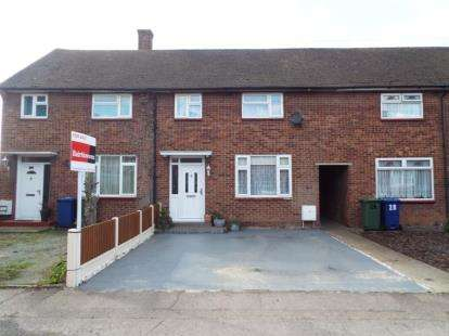 3 Bedrooms Terraced House for sale in South Ockendon, Essex