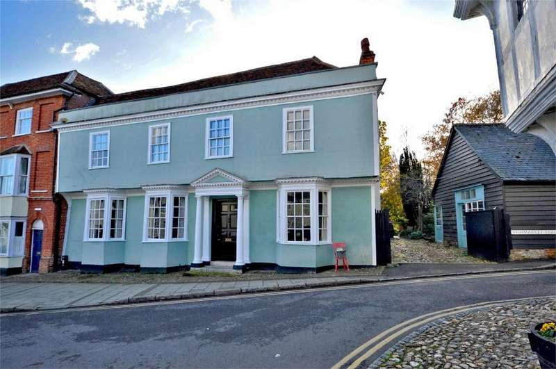 5 Bedrooms Detached House for sale in 25 Town Street, Thaxted, Nr Great Dunmow