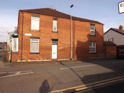 4 Bedrooms End Of Terrace House for sale in Hatrell Street, Newcastle, Staffordshire