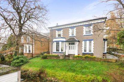 6 Bedrooms Detached House for sale in Cemlyn Park, Penmaenmawr, Conwy, LL34