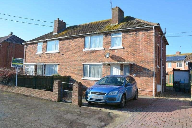 3 Bedrooms Semi Detached House for sale in Poplar Estate, Highbridge