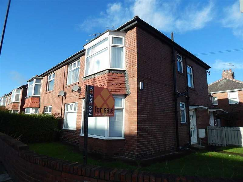 2 Bedrooms Apartment Flat for sale in Lynn Road, Wallsend, Tyne Wear, NE28