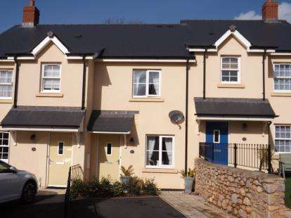 2 Bedrooms Terraced House for sale in Kingskerswell, Newton Abbot, Devon