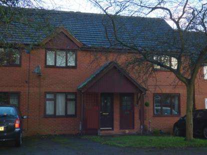 2 Bedrooms Terraced House for sale in Ellerbeck, Wilnecote, Tamworth, Staffordshire