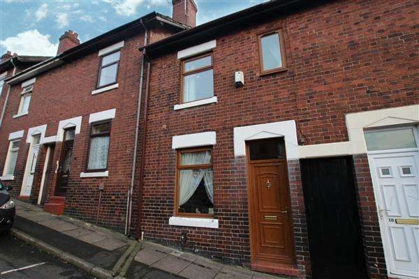 2 Bedrooms Terraced House for sale in Smith Street, Longton, Stoke-on-Trent