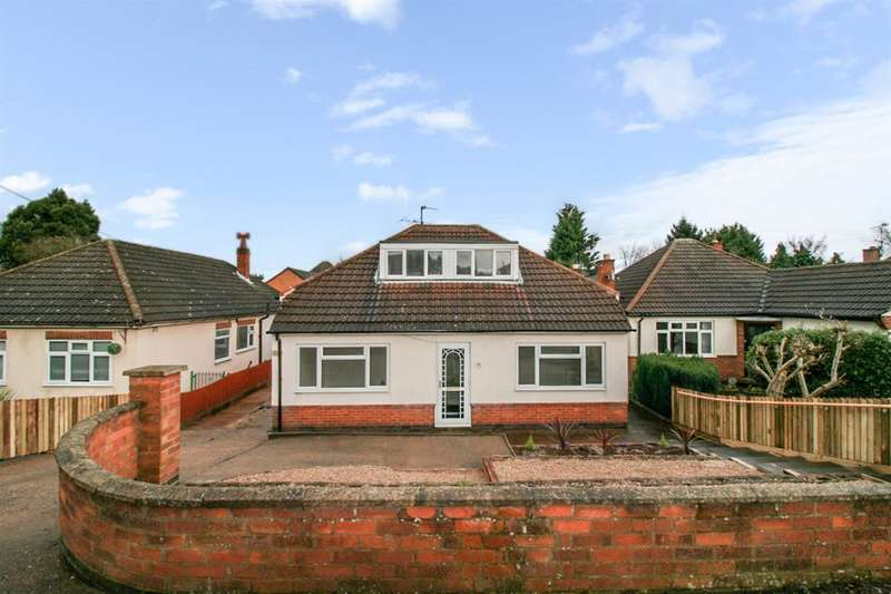 4 Bedrooms Detached House for sale in Wanlip Road, Syston, Leicester