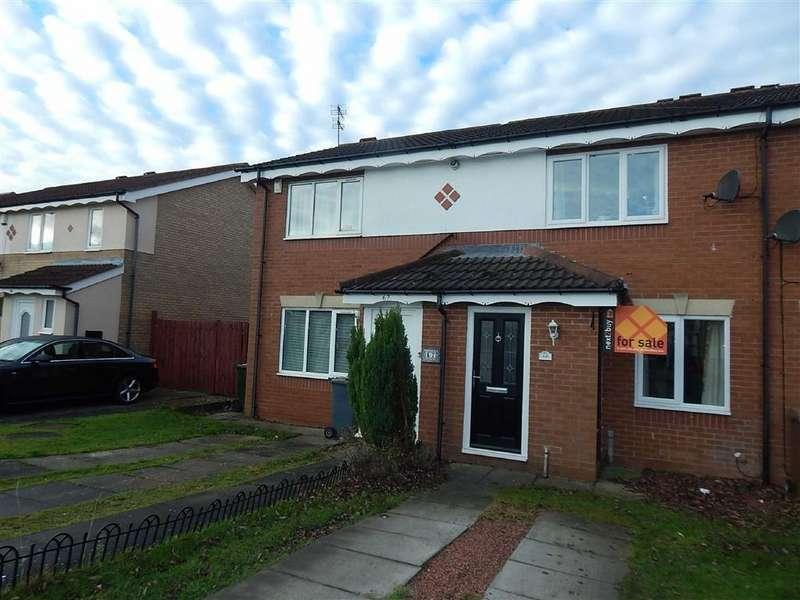 2 Bedrooms Terraced House for sale in Bewick Park, Wallsend, Tyne Wear, NE28