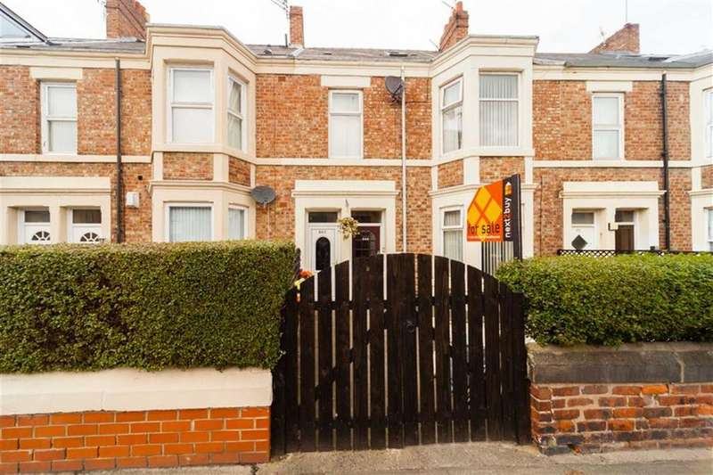 2 Bedrooms Apartment Flat for sale in Welbeck Road, Walker, Newcastle Upon Tyne, NE6