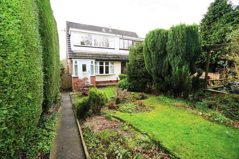 2 Bedrooms Semi Detached House for sale in Chorley New Road, Lostock