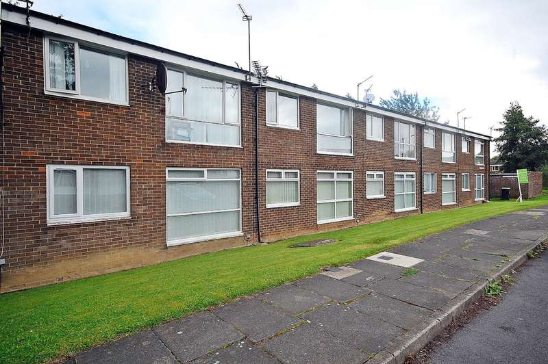 1 Bedroom Ground Flat for sale in Middleham Road, Newton Hall