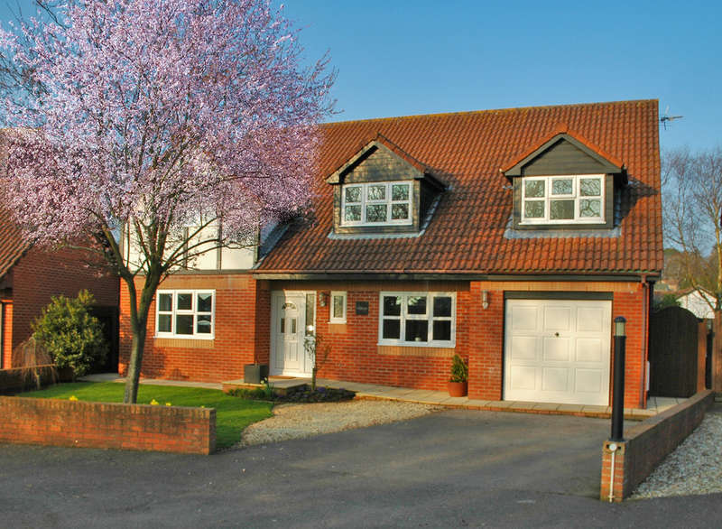 5 Bedrooms Detached House for sale in Rookery Close, Sully