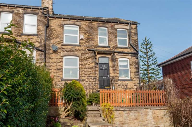 2 Bedrooms Terraced House for sale in Valley Road ,Pudsey, LS28