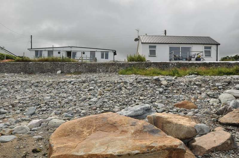 3 Bedrooms Cottage House for sale in Pontllyfni, Caernarfon, North Wales