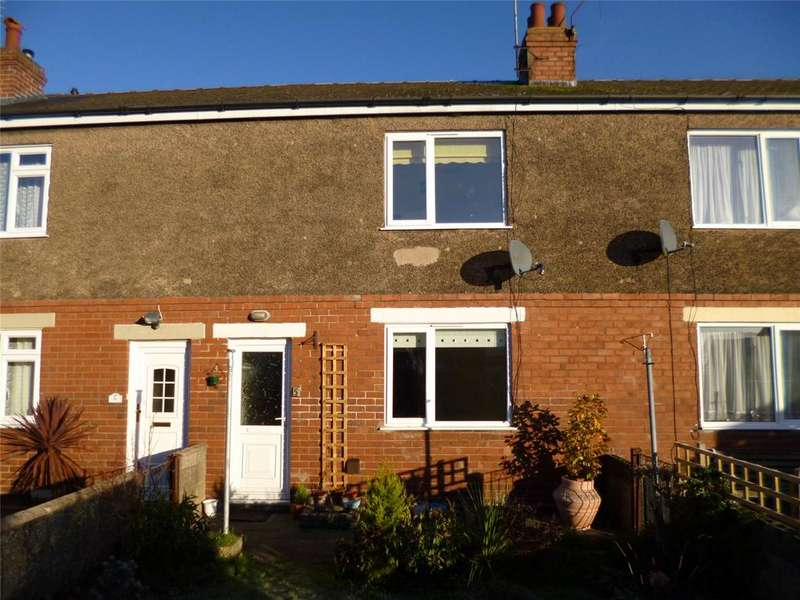 2 Bedrooms Terraced House for sale in Pynfold Gardens, Ludlow, Shropshire