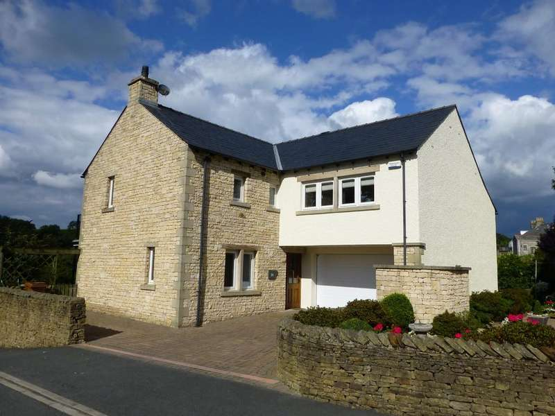 4 Bedrooms Detached House for sale in 14 Bridge Mews, Ingleton