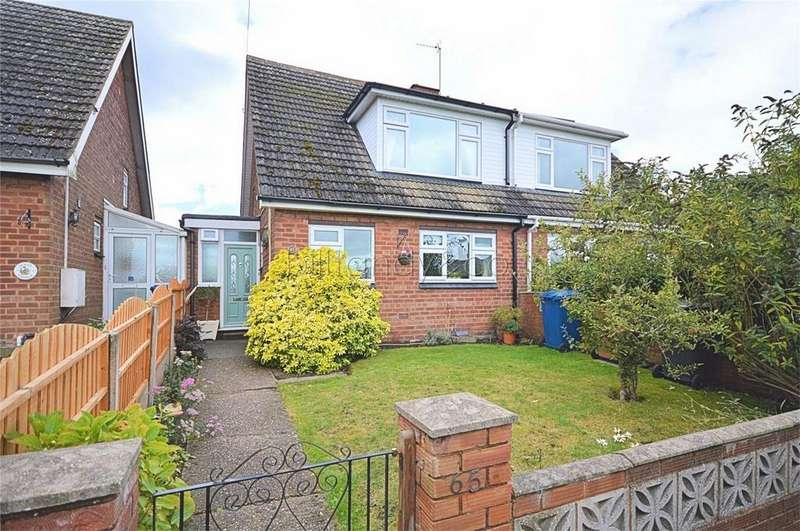 3 Bedrooms Semi Detached House for sale in Overton Lane, Hammerwich, Staffordshire