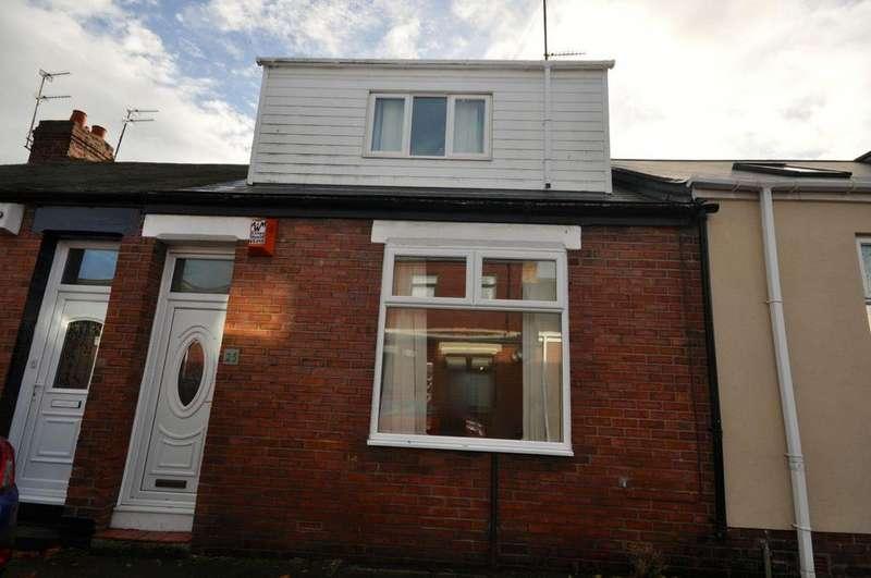 2 Bedrooms Cottage House for sale in Mafeking Street, Sunderland