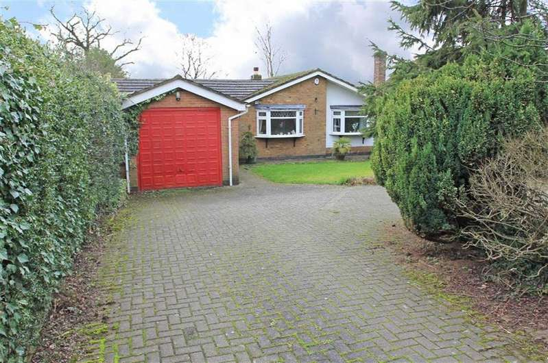 2 Bedrooms Bungalow for sale in Markfield Lane, Markfield, Leicestershire