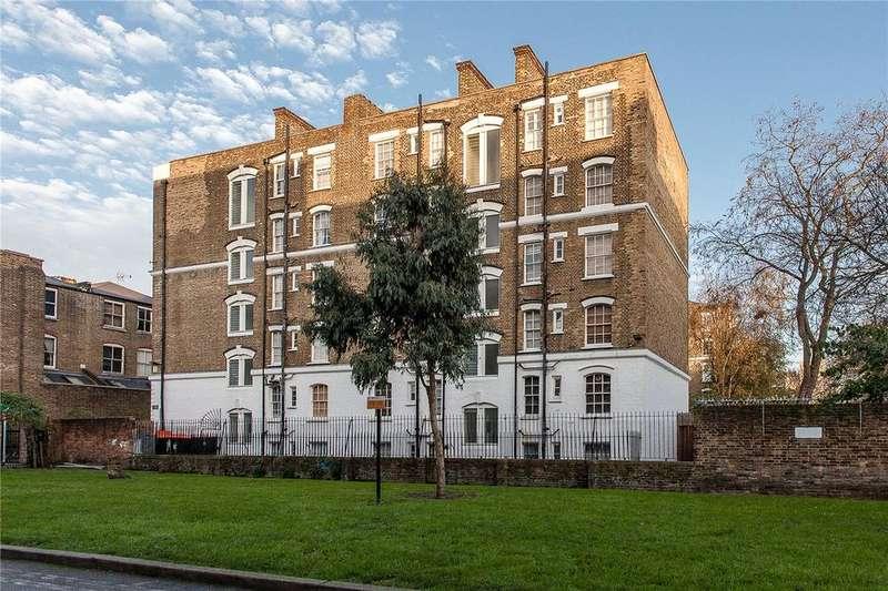 1 Bedroom Flat for sale in Enfield Cloisters, Fanshaw Street, London, N1