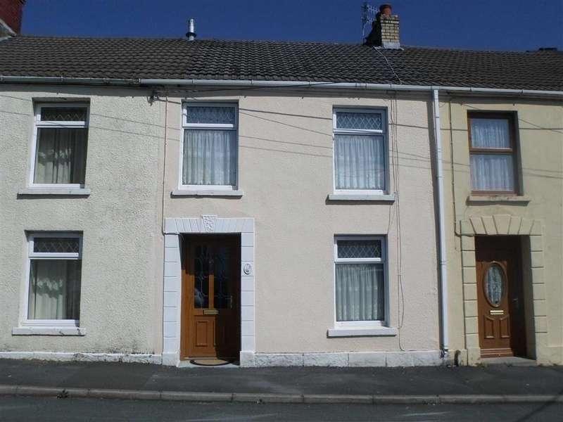 3 Bedrooms Terraced House for sale in Sawel Terrace, Swansea, SA4