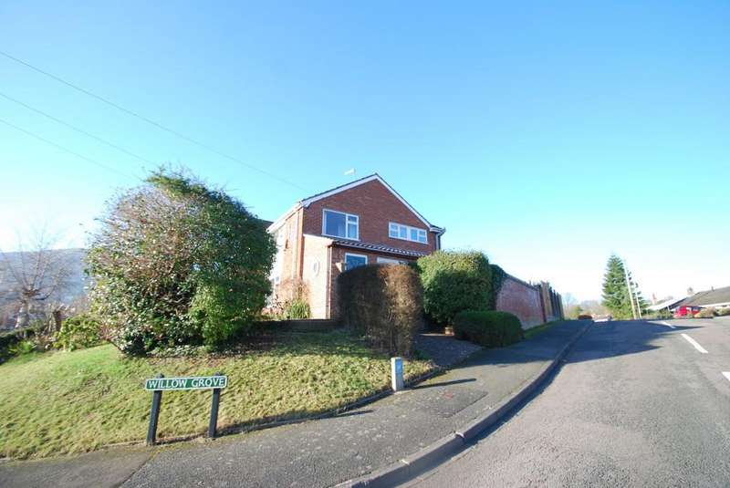 3 Bedrooms Semi Detached House for sale in Meadow Road, Malvern