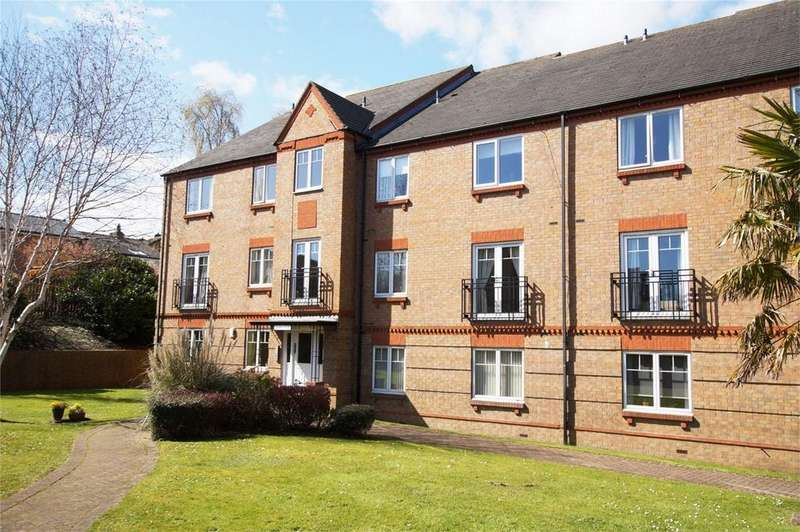 2 Bedrooms Flat for sale in Seamer House, Wash Beck Close